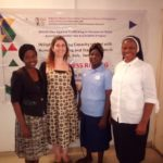 Help Desk in Lagos: visit of Dr. Irene Serangeli, Child Protection Expert, UNHCR, Italy