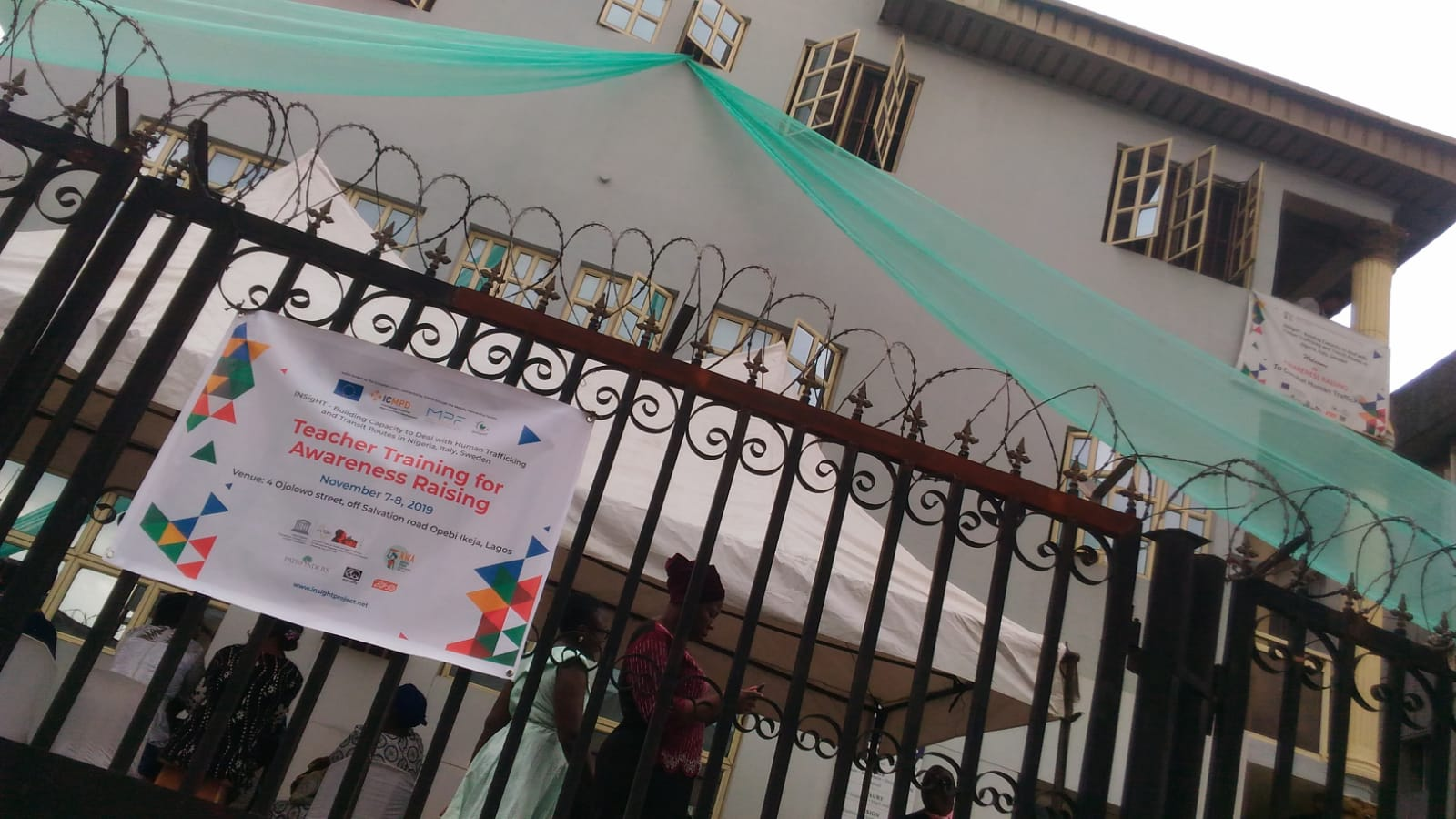NWAV Help Desk in Lagos. Outcome of the Open Day for local authorities and stakeholders, November 7th, 2019