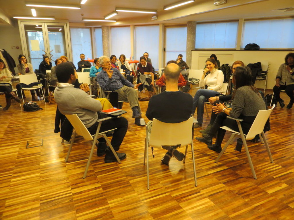 Participative Workshop for key anti-trafficking stakeholders in the Veneto Region (Italy)