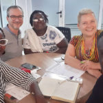 NWAV Lagos Chapter: development of contacts and collaboration with the Nigerian-German Centre for Jobs, Migration and Reintegration, Lagos